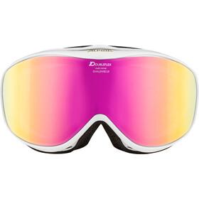 Alpina Challenge 2.0 Multimirror S2 Gafas, white pink
